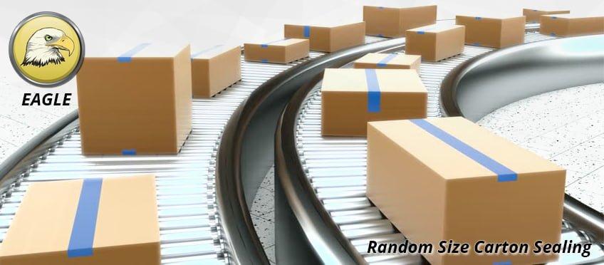 Random Size Carton Sealer